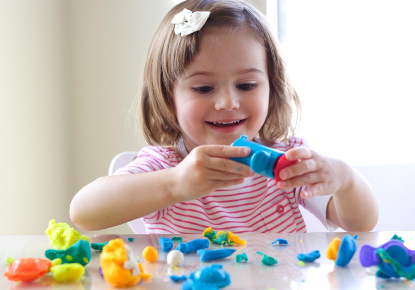 Какви умения има детето на 3-годишна възраст