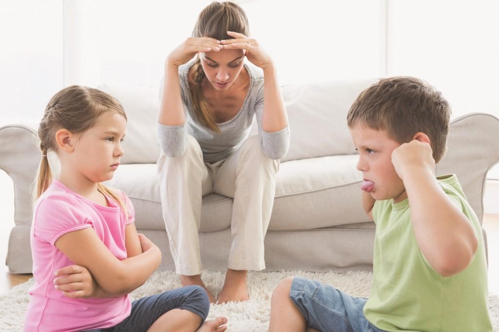 Управление на гнева за деца и родители