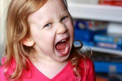 Как да спрете виковете и да се справите с детското избухване